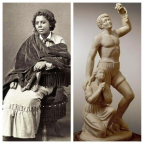"Black HERstory Month: (Mary) Edmonia ""Wildfire"" Lewis (1843-1911)"